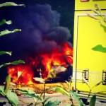 26-2 Car Fire